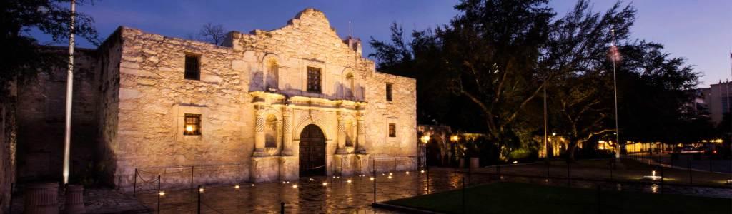 Alamo Outdoor Lighting by Texas Outdoor Lighting