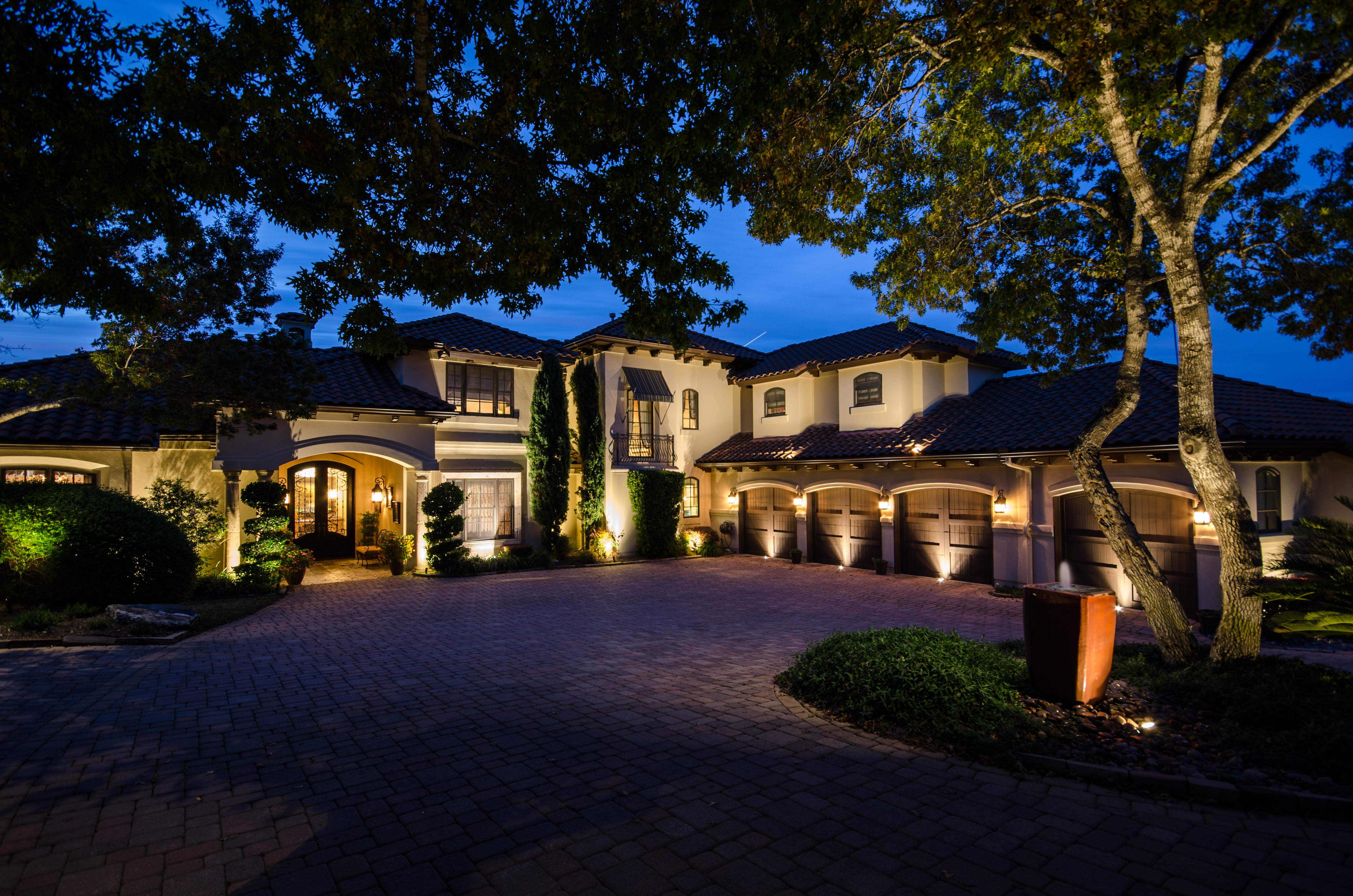 Outdoor lighting for central texas - How to design landscape lighting plan ...