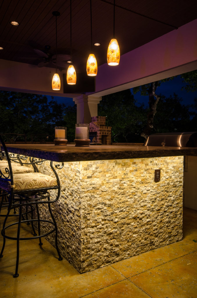 Bar Lighting Texas Outdoor Lighting