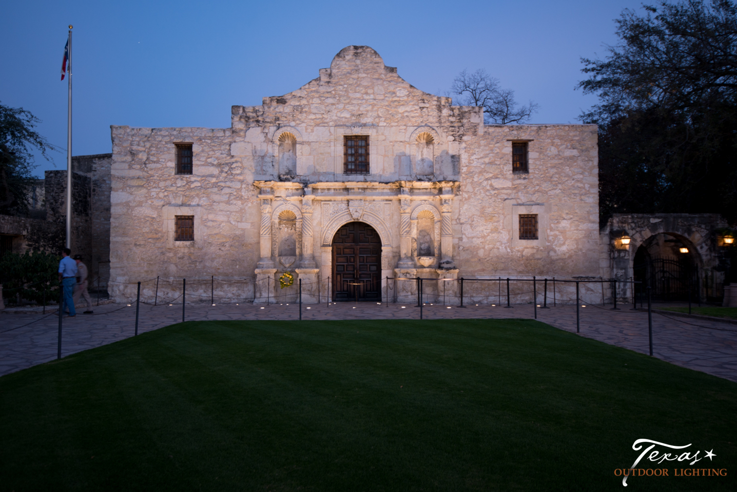 Outdoor Lighting Design Installation In San Antonio Texas
