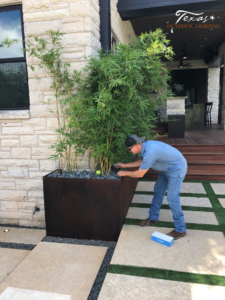 Outdoor Lighting Maintenance in Austin Texas